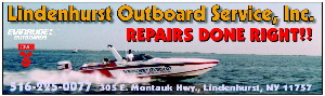 The Outboard Wizard - Owner of Lindenhurst Outboard Inc. Outboard Wizard Marine Shop.